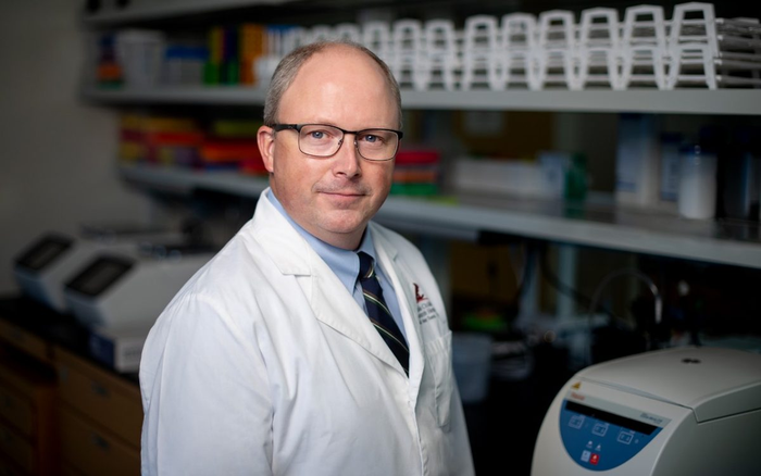 David Rogers, PharmD, PhD, St. Jude Children's Research Hospital