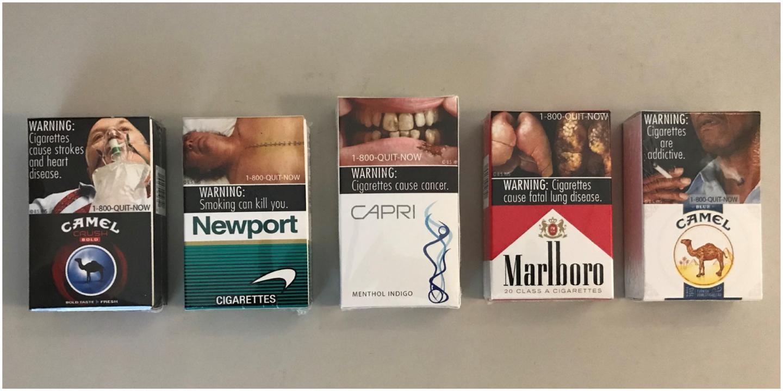 Graphic Cigarette Warning Labels
