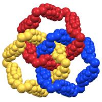 Supramolecular Borromean Network