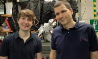 Justin Iveland and James Speck, University of California -- Santa Barbara