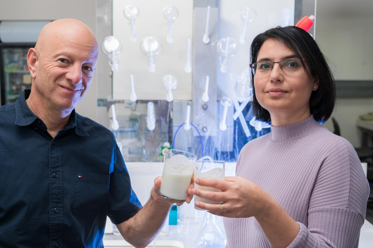 Ben-Gurion University Researchers Developing New Probiotic Yogurt-Based Drugs for Inflammatory Conditions and Bacteria