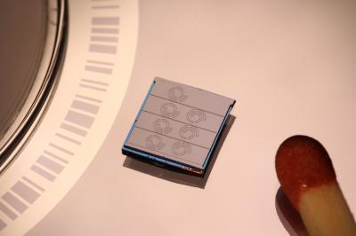 Optical Microresonator of Silicon Nitride