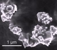 Spiky Nanoparticles Improve Batteries