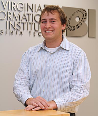 Matthew Lux, Virginia Tech