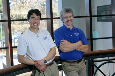 Drs. Eric Fong and Allen Wilhite, University of Alabama in Huntsville