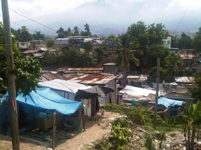 Cholera Education in Haiti, Via Cell Phone