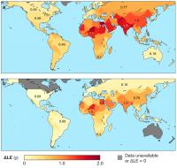 Air Pollution's Impact on Life Expectancy Around the World