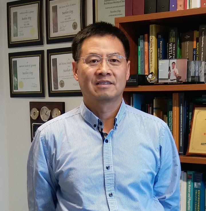 Baoshan Xing, University of Massachusetts at Amherst