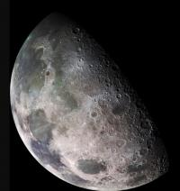 Water on Lunar Surface