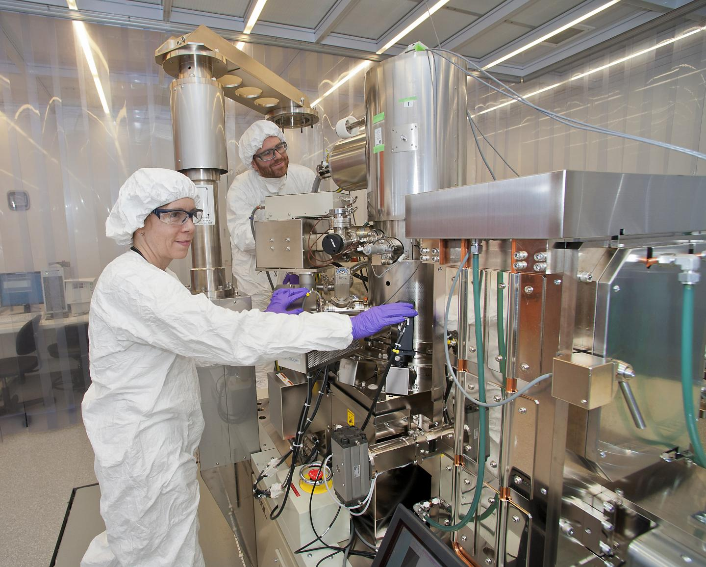 Cleanroom Researchers