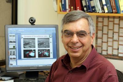 Prof. Shmuel Peleg, Hebrew University of Jerusalem