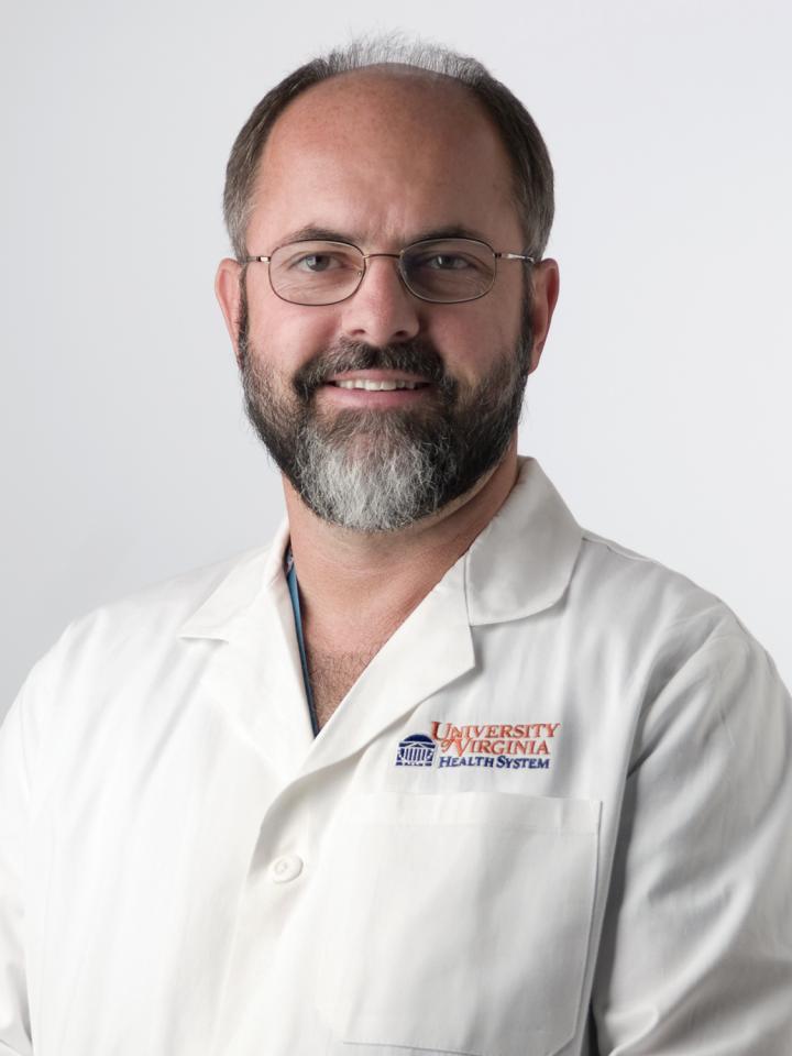 William J. Brady, UVA Health