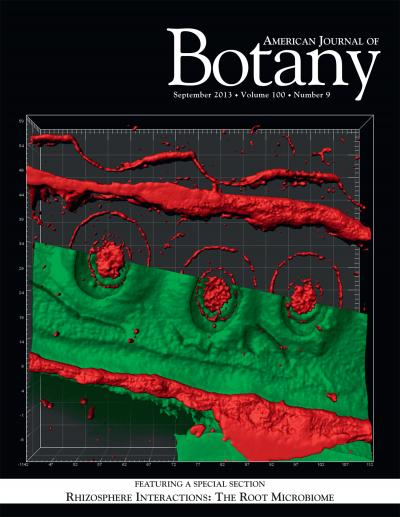<i>American Journal of Botany</i> Rhizosphere Interactions Special Section