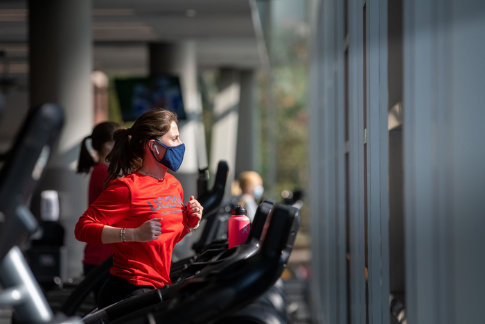 Face Masks Do Not Increase Body Temperature During Exercise in the Heat