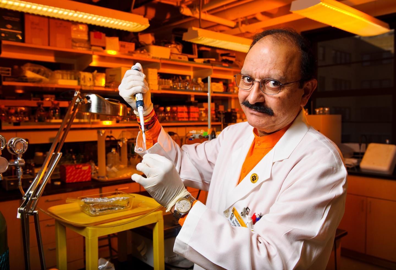 Shivendra Shukla, Ph.D., University of Missouri School of Medicine