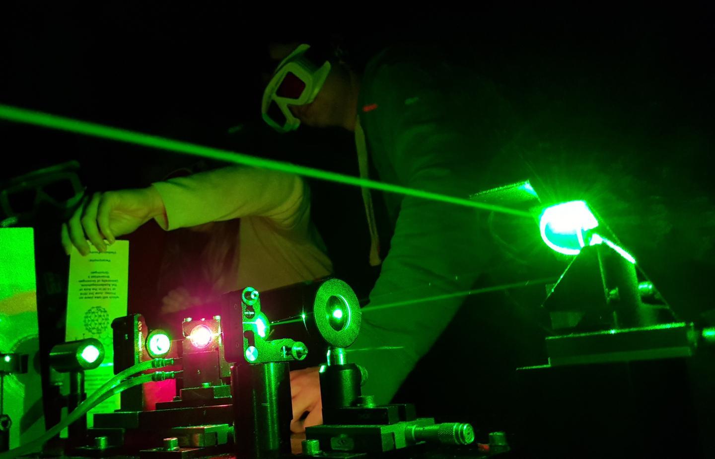 Ultra Fast Spectroscopy in Action
