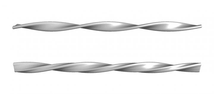 3D Images of Aβ Fibrils Grown on the ISS