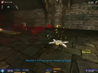 UT^2 Game Bot Kills Human Judge
