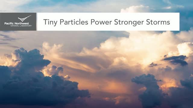 Tiny Particles
