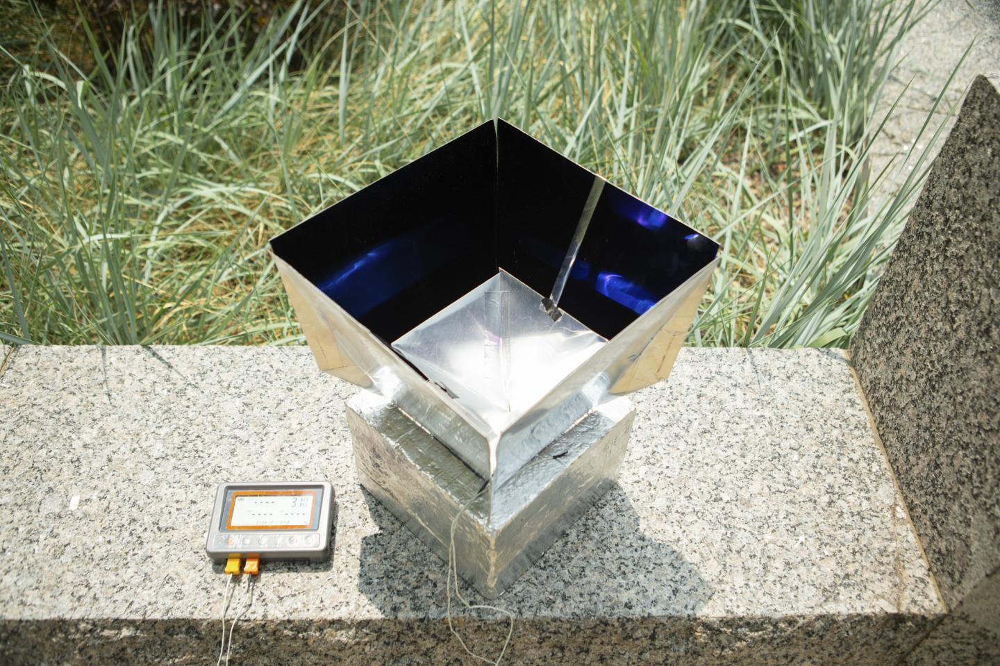 Radiative Cooling System