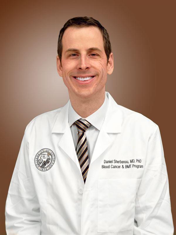 Daniel Sherbenou, University of Colorado Cancer Center