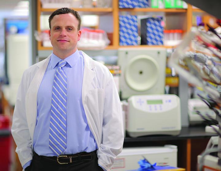 Chris Mason, Weill Cornell Medicine