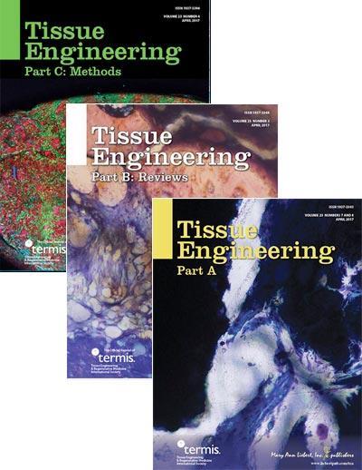 <I>Tissue Engineering, Parts A, B, & C</I>