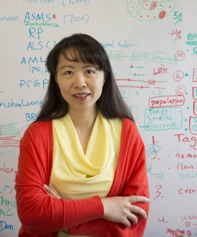 Li Ding, Ph.D., Washington University School of Medicine