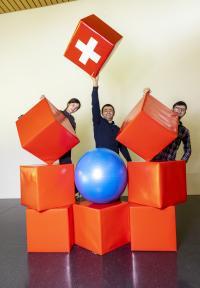 Assembled in Switzerland