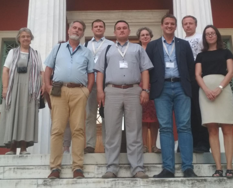 Participants of the Symposium
