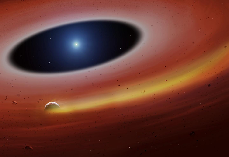 Disintegrating Planet