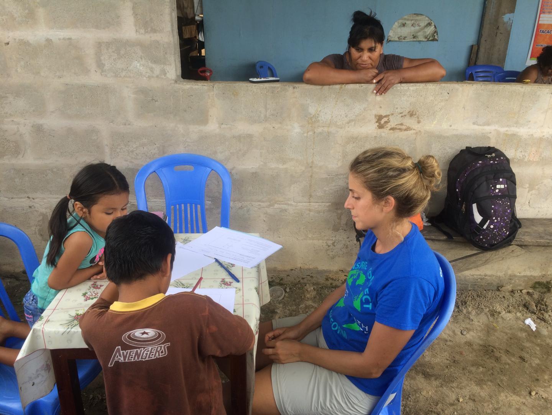 Testing Children in Peru