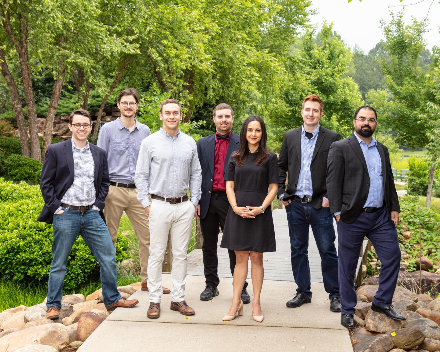 ORNL Welcomes Seven New Research Fellows to Innovation Crossroads