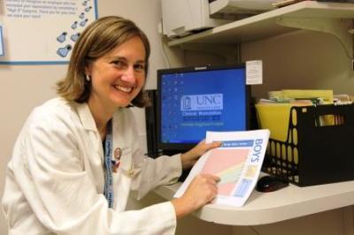 Eliana Perrin, University of North Carolina School of Medicine