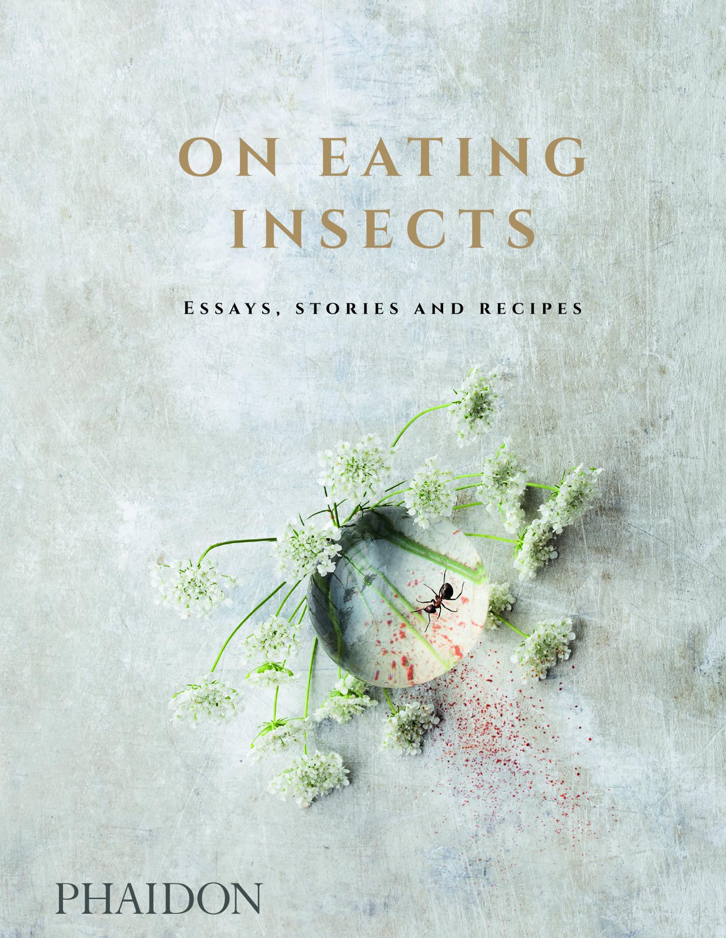 Image of the Book: On Eating Insects - Essays, Stories and Recipes