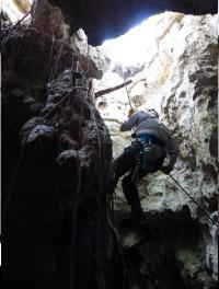 Image 1 Mychajliw and Colleagues Search Caves for Fossil Evidence