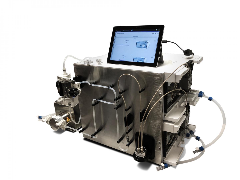 Precision NanoSystems Inc. GMP System