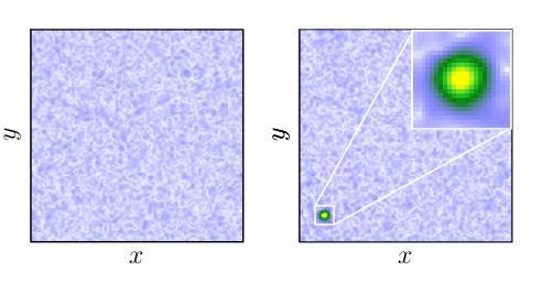 Dark Matter Evolution in a Box