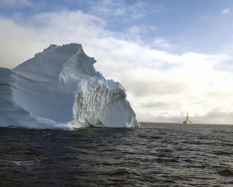 International Ocean Discovery Program Ship