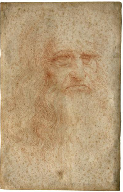 Leonardo da Vinci's Self-Portrait