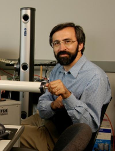 Sergei Adamovich,  New Jersey Institute of Technology