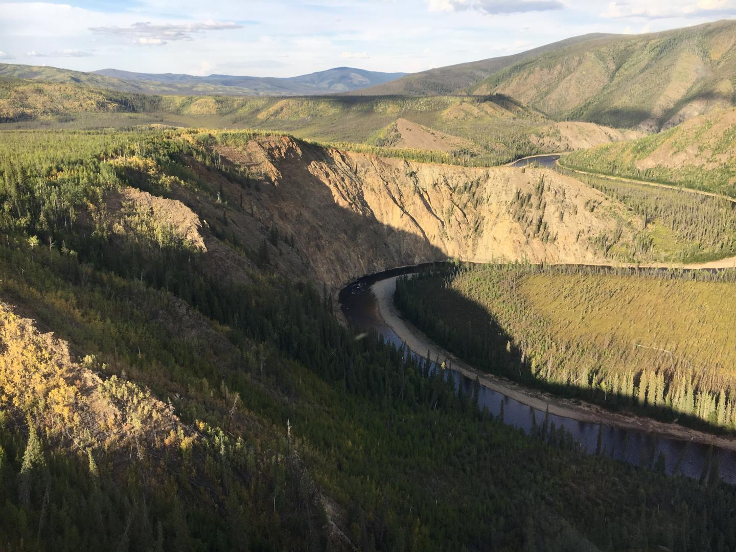Fortymile River, Yukon River Tributary