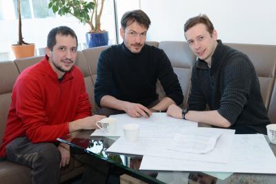 David Perez-Garcia, Michael M. Wolf and Toby S. Cubitt, TUM