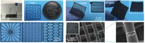 3D printed sensors based on SHARK.