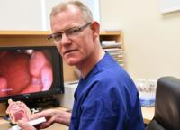 Flinders University Professor Simon Carney
