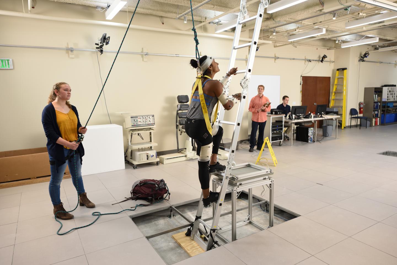 Ladder Safety Study