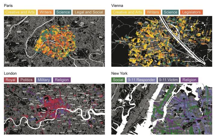 Streetonomics: Using Street Names to Quantify a City's Cultural Values