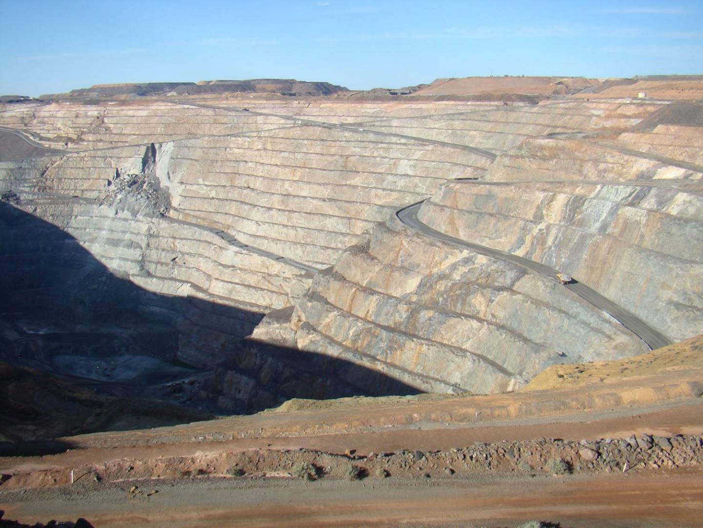 A giant gold deposit in W. Australia