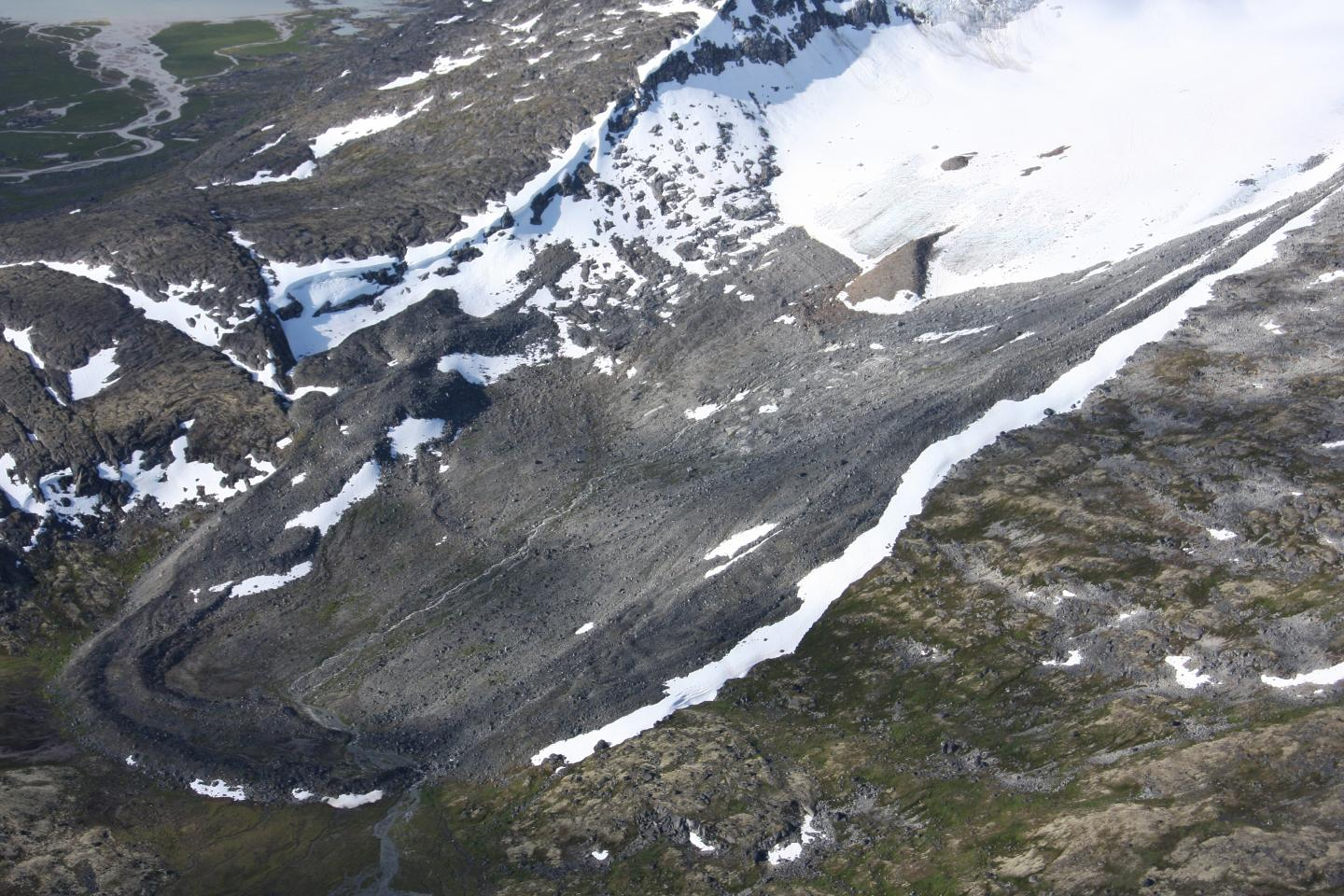 A New Timeline for Glacial Retreat in Western Canada