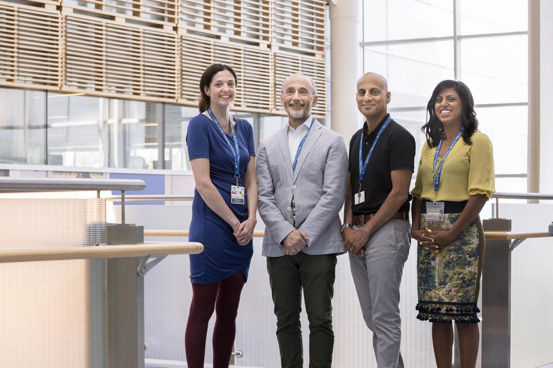 Kelly Cobey, David Moher, Manoj Lalu, Larissa Shamseer, The Ottawa Hospital